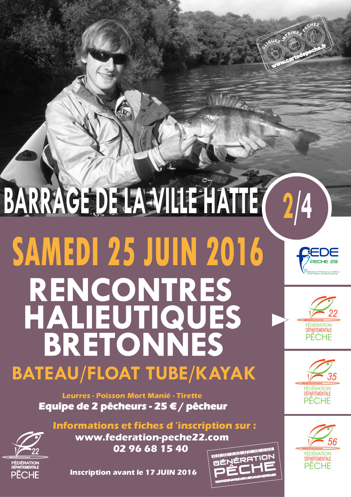 Rencontre halieutique bretonne 2016